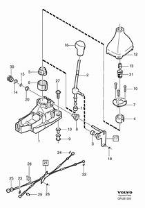 9463470 - Boot  Control  Gearshift  Shift