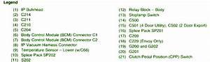 Splice Pack  U2013 Circuit Wiring Diagrams