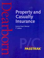 Protects claimants and policy holders in the event of insurer insolvency. Property and Casualty Insurance: License Exam Manual by Dearborn Trade (Creator) - Alibris