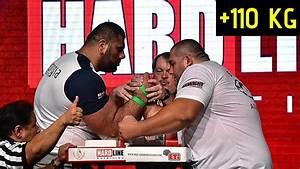 World Arm Wrestling Championship 2018  Senior Men  110 Kg Right Hand Qualification