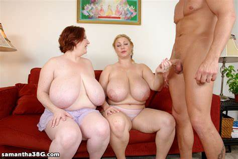 Bisexuals Mature Giant Breasty Three Porn