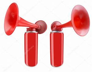 Air Horn  U2014 Stock Photo  U00a9 Krasyuk  4349964