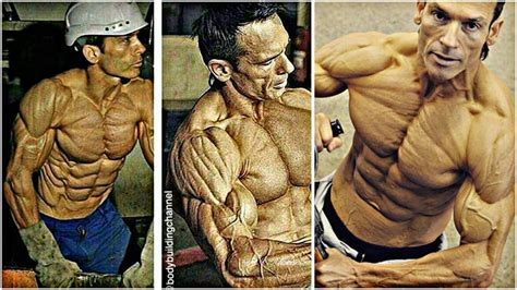 1% Body Fat Bodybuilders | Most Shredded Physiques In The World 2017 - All About Bodybuilding