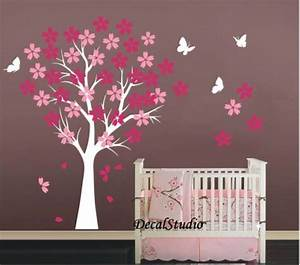 baby girl stickers for walls home design With best 20 white tree decal for nursery wall