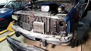 1990-98 Chevrolet C  K Pickup Grille  U0026 Headlights Swap