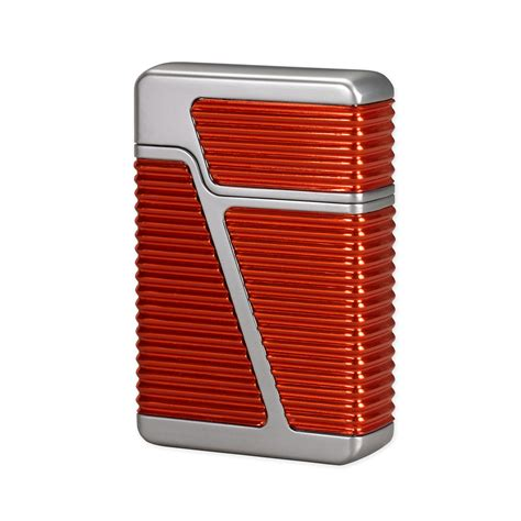 Heavy and durable vulcan and mirage dual torch lighter are here to change the way lighters have been seen in the past. Bugatti 6 Torch Flame Lighter // Copper & Chrome - Bugatti - Touch of Modern