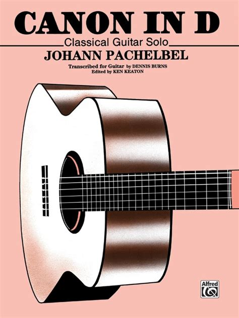 54 scores found for canon in d. Canon in D: Guitar Sheet: Johann Pachelbel
