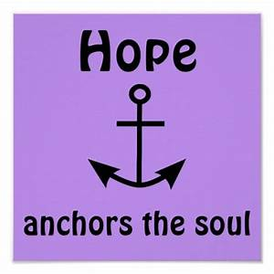 Hope Anchors The Soul Bible Quotes. QuotesGram