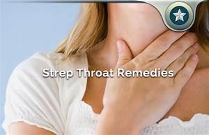 Natural Strep Throat Remedies  U0026 Healthy Medicine