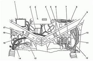 Where Is The Rf Module On A 97 Eldorado