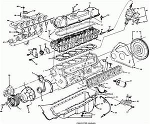 Chevy 350 Engine Diagram