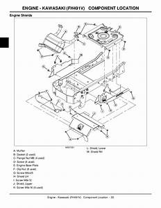 32 John Deere 1050 Parts Diagram