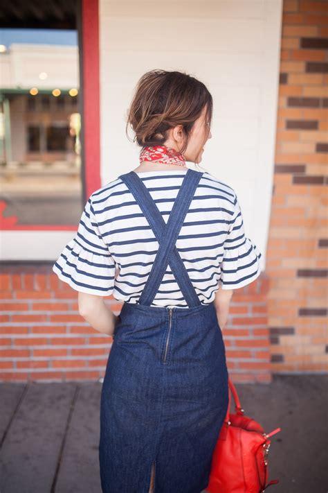 3 Ways to Wear An Overall Dress
