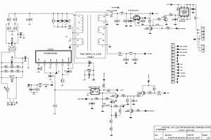 Vestel 17ips03 Power Supply Schematic Service Manual