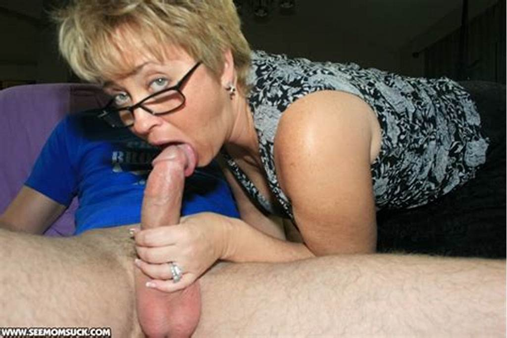 #Lustful #Blonde #Milf #In #Glasses #Gets #Horny #W