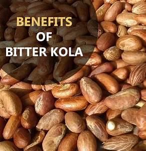 Bitter Kola  Best 4 Amazing Health Benefits  U0026 It U0026 39 S Side Effects
