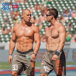 Cole Sager And Ben Smith  Crossfit And Progenex Athletes