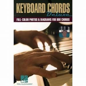 Klaver  Keyboard Akkord Diagram Bogen - Keyboard Chords Deluxe - Klavernoder