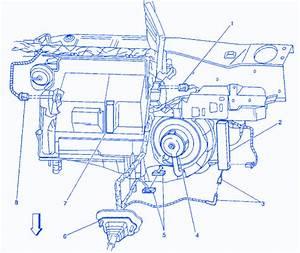 Pontiac Grand Prix 3 8 1999 Blower Relay Electrical Circuit Wiring Diagram  U00bb Carfusebox