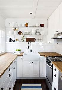 35 idees pour amenager une petite cuisine petite cuisine With amenager une petite cuisine