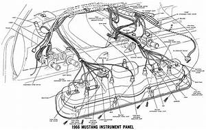 1966 Mustang Wiring Diagrams