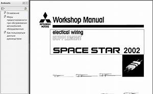 Mitsubishi Space Star 1999 2003 Service Repair Manual Wiring Diagram Manual Pdf Preview