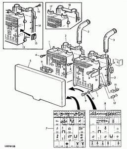 John Deere 5103 Fuse Box