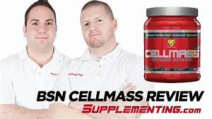 Bsn Cellmass Review - Supplementing Com