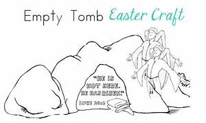 Easter Bible Printables - Christian Preschool Printables