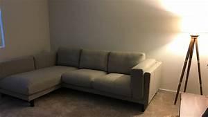 Ikea Vimle Sofa : ikea nockeby sofa assembly youtube ~ A.2002-acura-tl-radio.info Haus und Dekorationen