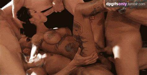 These Gangbang Sluts Love To Involved A Fine Penis