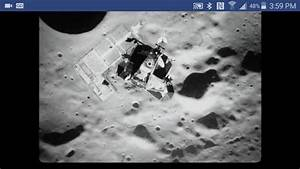 Alien Base On The Backside Of The Moon Nasa Footage