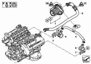 Original Parts For E92 M3 S65 Coupe    Engine   Emission