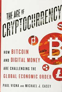 Order book imbalance shows the ratio between an average size of buying and selling resting orders. Nonfiction Book Review: The Age of Cryptocurrency: How Bitcoin and Digital Money Are Challenging ...
