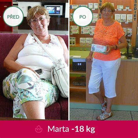 Marta zhubla 18 kg