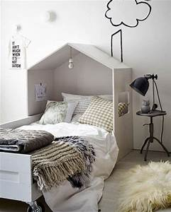 Lit Cabane Pour Enfant : diy un lit cabane pour enfants floriane lemari ~ Teatrodelosmanantiales.com Idées de Décoration