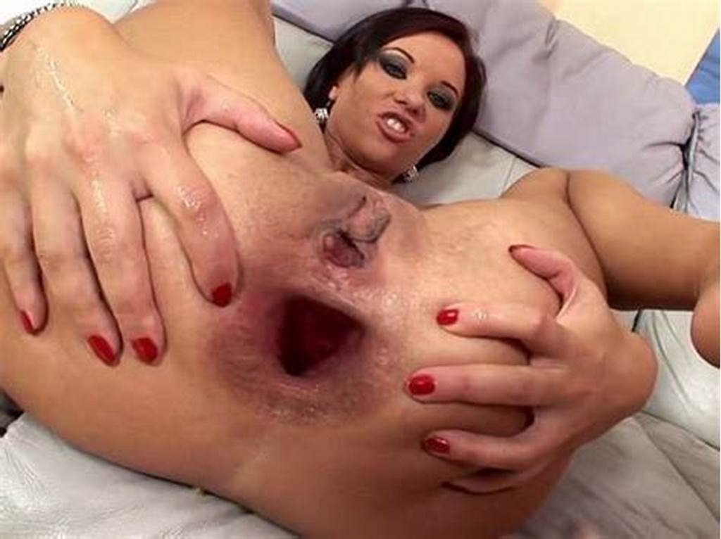 #Extreme #Gangband #And #Alysa #Stretched #Monster #Gape