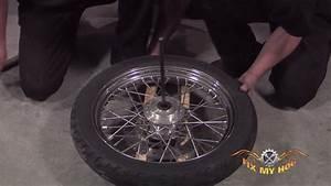 Harley Rear Wheel Assembly Diagram