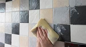 Brosse Electrique Pour Nettoyer Carrelage : 8 astuces pour nettoyer les joints de carrelage sans se fatiguer ~ Mglfilm.com Idées de Décoration