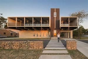 Container Haus Architekt : 64 ideen zum thema modernes und g nstiges container haus hausbau container h user ~ Yasmunasinghe.com Haus und Dekorationen