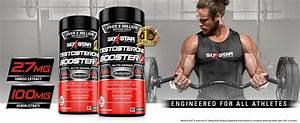 Bodybuilding Supplement Testosterone Peak Booster Muscle Formula Regimen Perform
