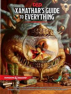 Xanathar U0026 39 S Guide To Everything Pdf  Buy