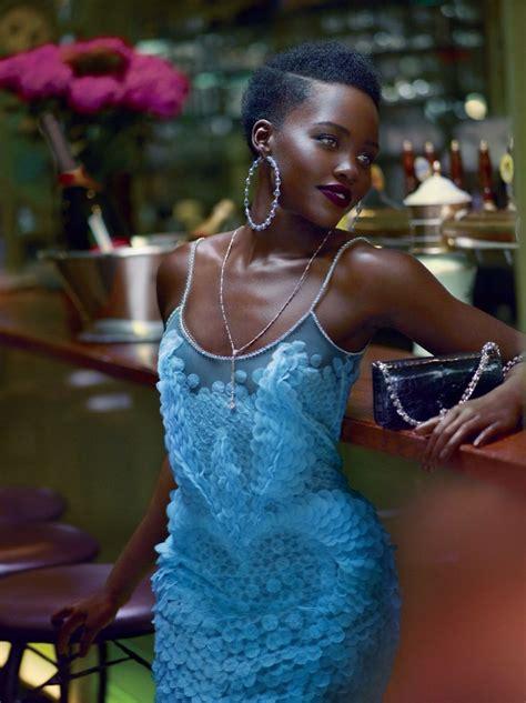 Lupita Nyongo Vogue Magazine October 2018 Cover And Pics