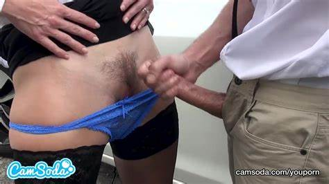 Comely Hottie Public Masturbation And Orgasm
