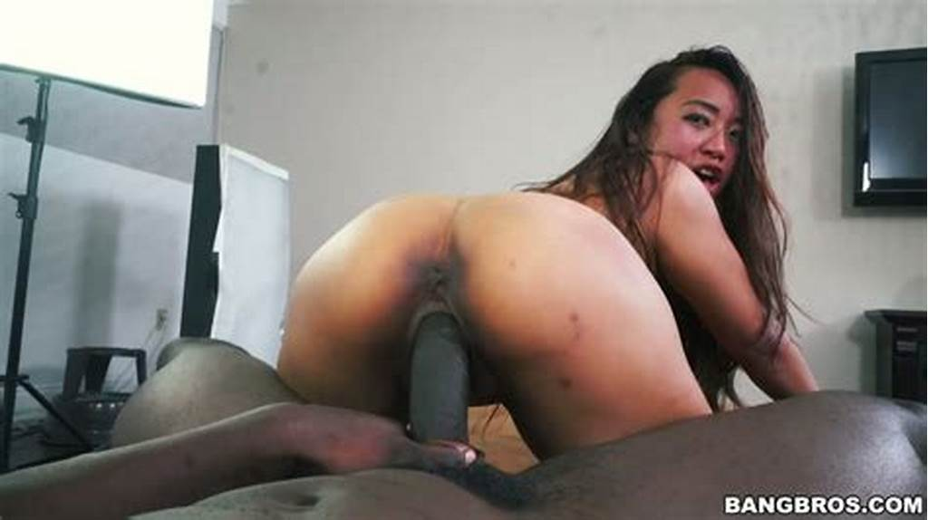 #Sasha #Yamagucci #Gets #Her #Asian #Pussy #Ripped #By #Big #Black #Cock