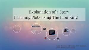 The Lion King Plot Diagram By Lilli Treatch On Prezi