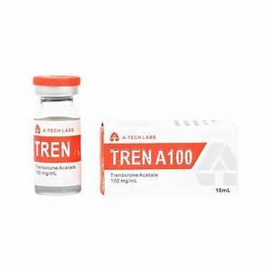 Tren A100 - Trenbolone Acetate 100mg  Ml - 10ml  Vial