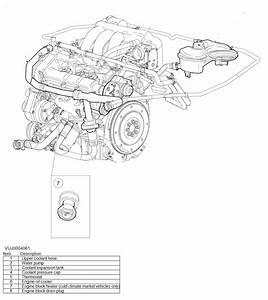Engine Block Heater Plug 2003 X-type