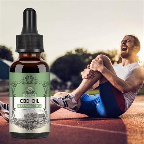Buy Novads C.B.D Oil 50000mg 83% 60ml, Broad Spectrum Hemp Extract, Natural C.B.D Oil for Mood ...