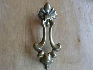 Antique, Victorian, Door, Knocker